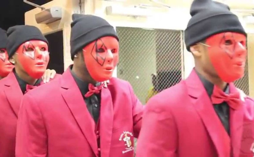 Alpha Epsilon Chapter of Kappa Alpha Psi Probate 2K15
