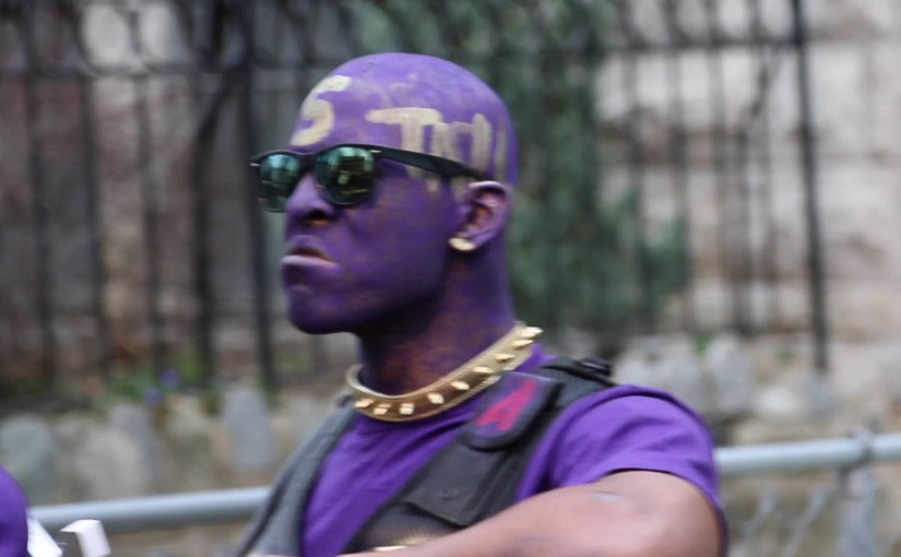 Omega Psi Phi Fraternity, Inc – Alpha Chapter Spring 2015 Probate