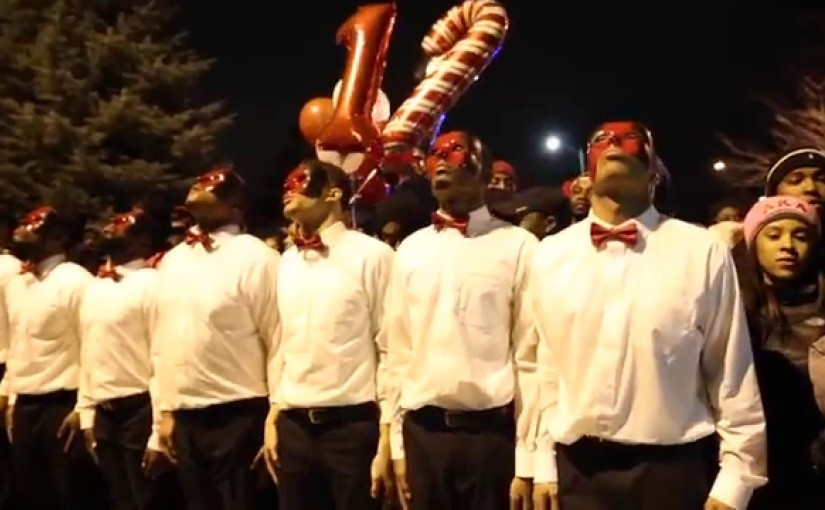 Kappa Alpha Psi Fall '15 Probate: Eastern Michigan University (Delta Nu)