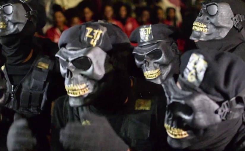 Zeta Pi Chapter of Alpha Phi Alpha, Inc.'s Fall '16 Probate | Order of A.S.C.E.N.S.I.O.N