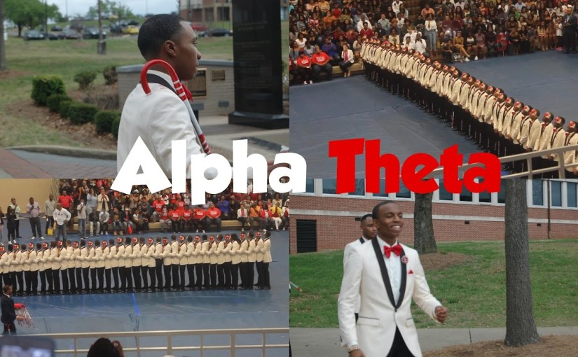 Tennessee State University Alpha Theta of Kappa Alpha Psi Fraternity Inc Probate
