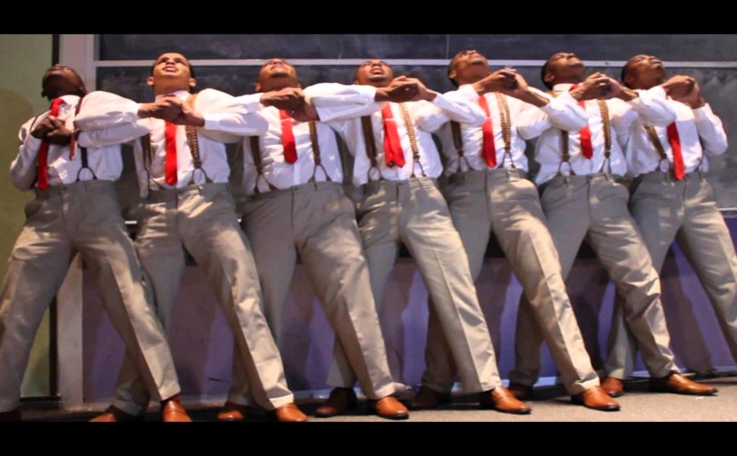 Kappa Alpha Psi Spring '13 Probate (University of Texas at Austin)